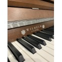 Wilhelm Schimmel W114T in Dark Walnut Satin