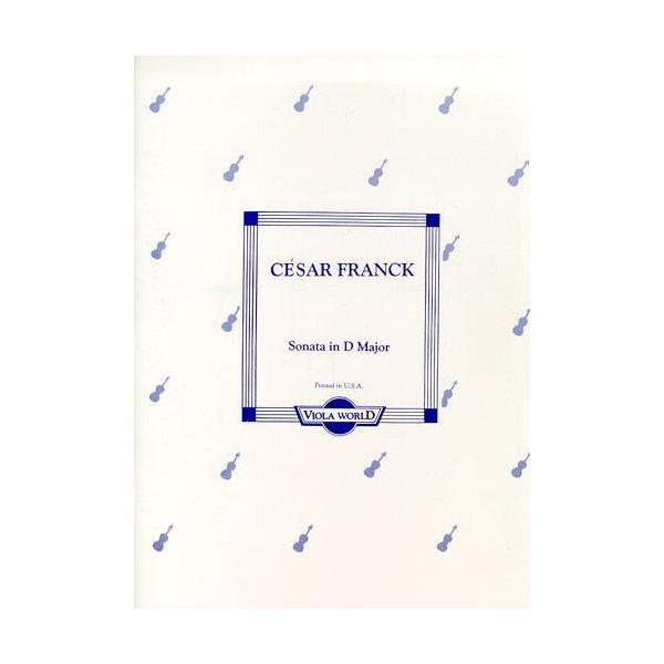Franck, Cesar - Viola Sonata In D Major