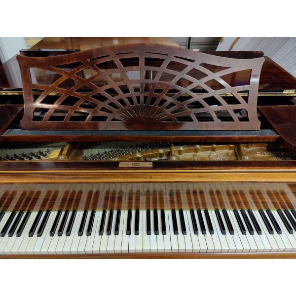 Bechstein model B music desk and ivory keys