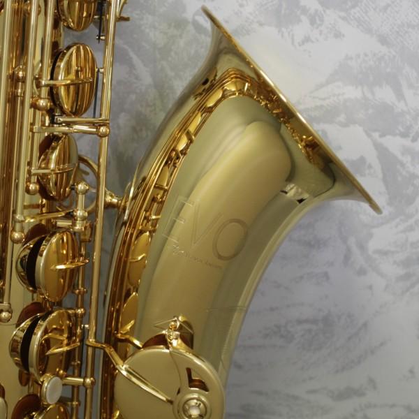 Trevor Evo Tenor Sax Outfit (Gold Lacquered)