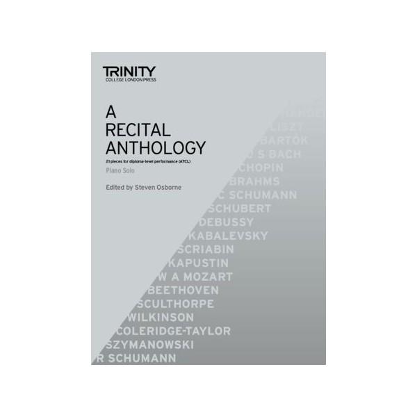 A Recital Anthology - Piano Solo