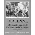 Devienne - Flute Concerto No. 7 in E Minor