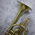 Stagg CR-215S Bb Cornet Outfit