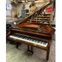 Pre-owned Hamlyn Klein grand piano model CJS142 in walnut polyester