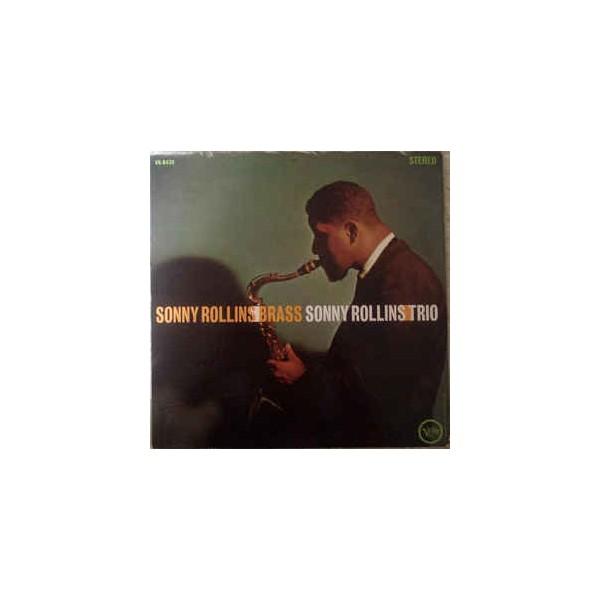 Sonny Rollins/Brass, Sonny Rollins/Trio (LP)