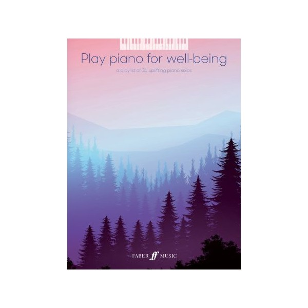 Play piano for well-being (Piano Solo)