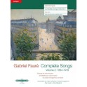 Faure, Gabriel - Complete Songs, Volume Two