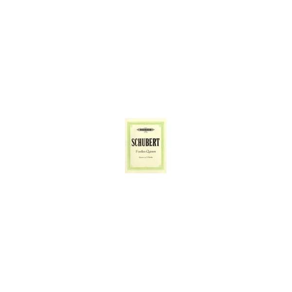 Schubert, Franz - Trout Quintet Op.114