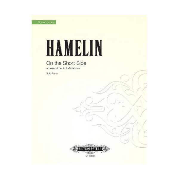 Hamelin, Marc Andre - On the Short Side