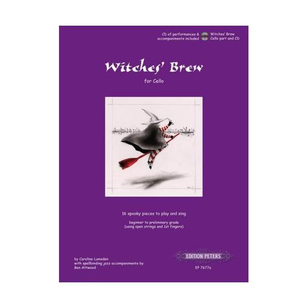 Lumsden, Caroline - Witches' Brew (Cello)