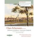 Schumann, Clara - Anniversary Songbook (M/L)
