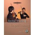 Recital Training, Volume One (Book & CD)
