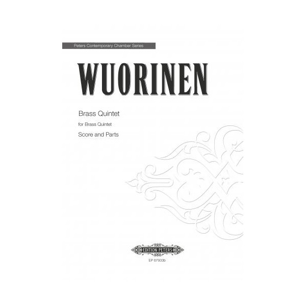 Wuorinen, Charles - Brass Quintet