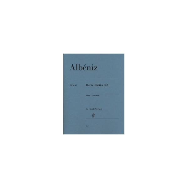Albeniz, Isaac - Iberia (Third Book)
