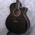 Tanglewood TW4 Winterleaf Super Folk Black Shadow Acoustic Guitar