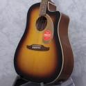Fender Redondo Player Sunburst Acoustic Guitar