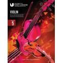 London College of Music, 2021+ Violin Handbook Grade 6