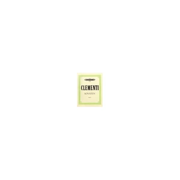 Clementi, Muzio - 24 Sonatas Vol.2