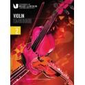 London College of Music, 2021+ Violin Handbook Grade 3
