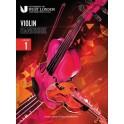 London College of Music, 2021+ Violin Handbook Grade 2