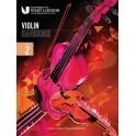 London College of Music, 2021+ Violin Handbook Grade 1