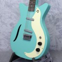 Danelectro DC59 Aqua 12 string electric guitar