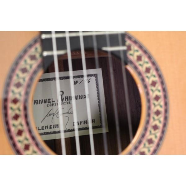 Raimundo 146-64cm Cedar Classical Guitar
