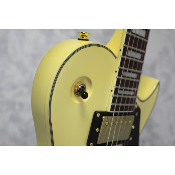Aria PE-350CST Aged White Electric Guitar