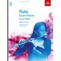 ABRSM Grade 3 Flute Exam Pieces From 2022