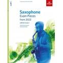 ABRSM Grade 1 Saxophone Exam Pieces From 2022