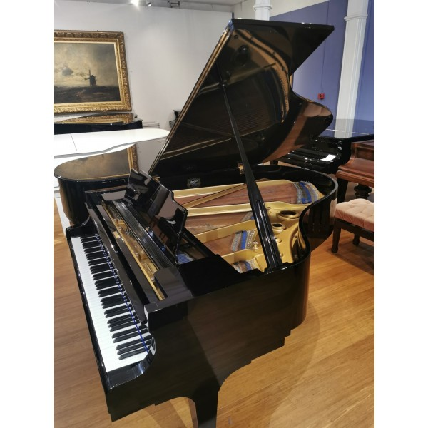 Kawai KG-3 Grand Piano In Black Polyester Preowned