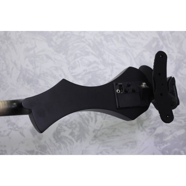 Gewa Novita Mk II Electric Violin Black