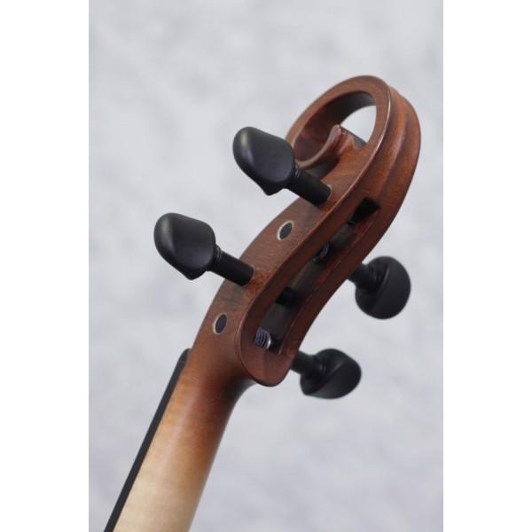 Gewa Novita Mk II Electric Violin Gold/Brown