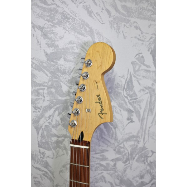 Fender Player Jaguar Black Pau Ferro Electric Guitar