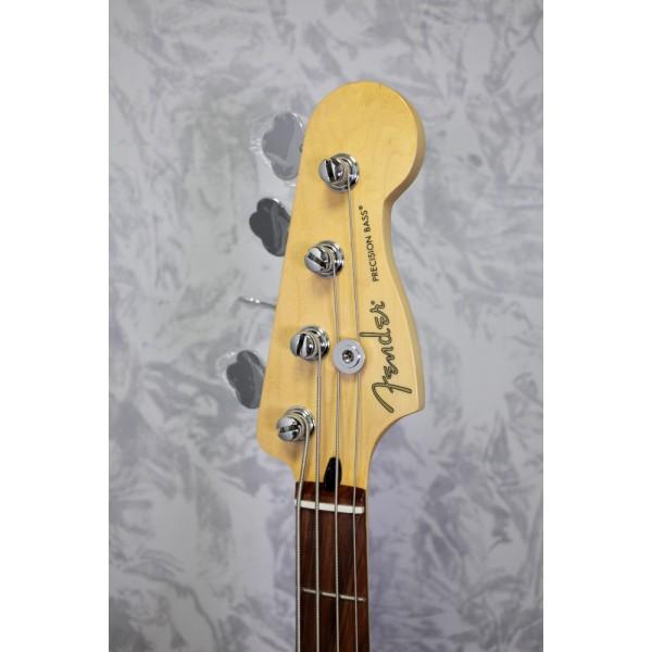Fender Player Precision P-Bass Pau Ferro 3 Tone Sunburst Bass Guitar
