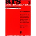 Stamitz, Karl - Clarinet Concerto Nº10