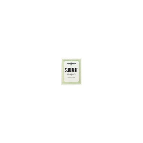 Schubert, Franz - String Quartets, complete Vol.2