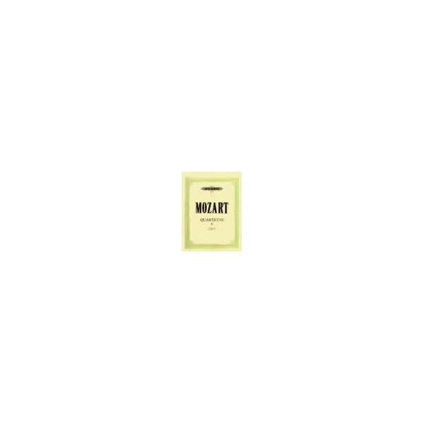 Mozart, Wolfgang Amadeus - String Quartets, complete Vol II