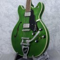 Guild Starfire I SC Emerald Green Bigsby