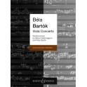 Bartok - Viola Concerto