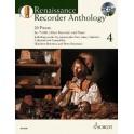 Renaissance Recorder Anthology Volume Four