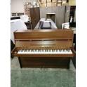 (SOLD) Pre-owned John Broadwood upright piano in mahogany satin
