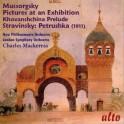Mackarass, Charles - Mussorgsky and Stravinsky