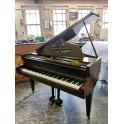 Pre-owned Gors & Kallmann grand piano in mahogany satin