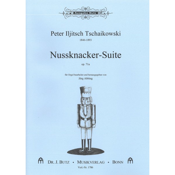 Tchaikovsky - Nutcracker Suite, Op. 71a (Organ)