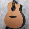 Rathbone No. 3 Cedar/Ebony Electro-Acoustic Guitar