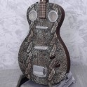 Lapwing Snakeskin Electric Tenor Guitar Second Hand