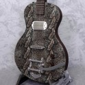 Lapwing Snakeskin No-cut P90 Guitar Second Hand