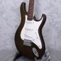 Cort G100 Electric Guitar Open Pore Walnut