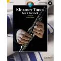 Mauz, Rudolph - Klezmer Tunes for Clarinet